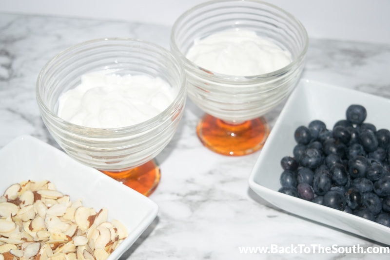Greek Yogurt Cups
