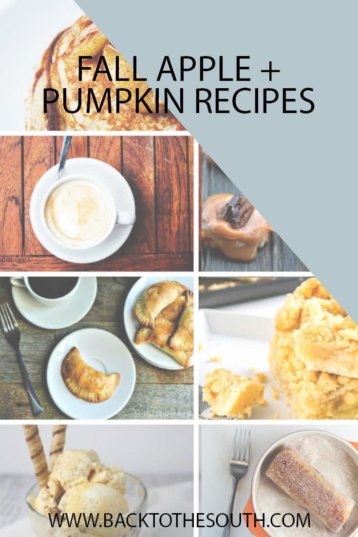 Fall apple pumpkin recipes