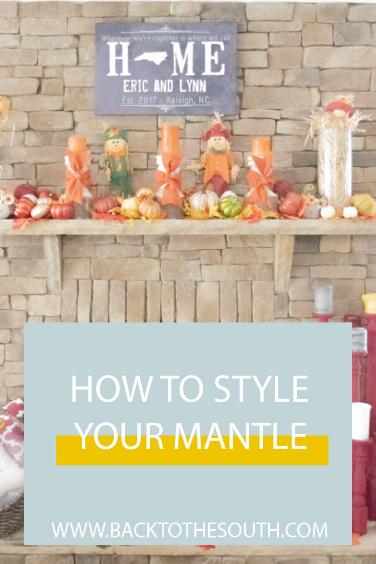 How to style your mantle