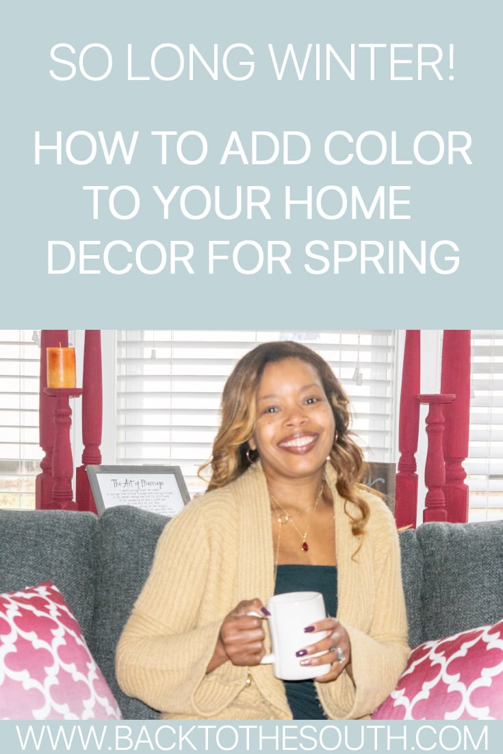 Add color to home