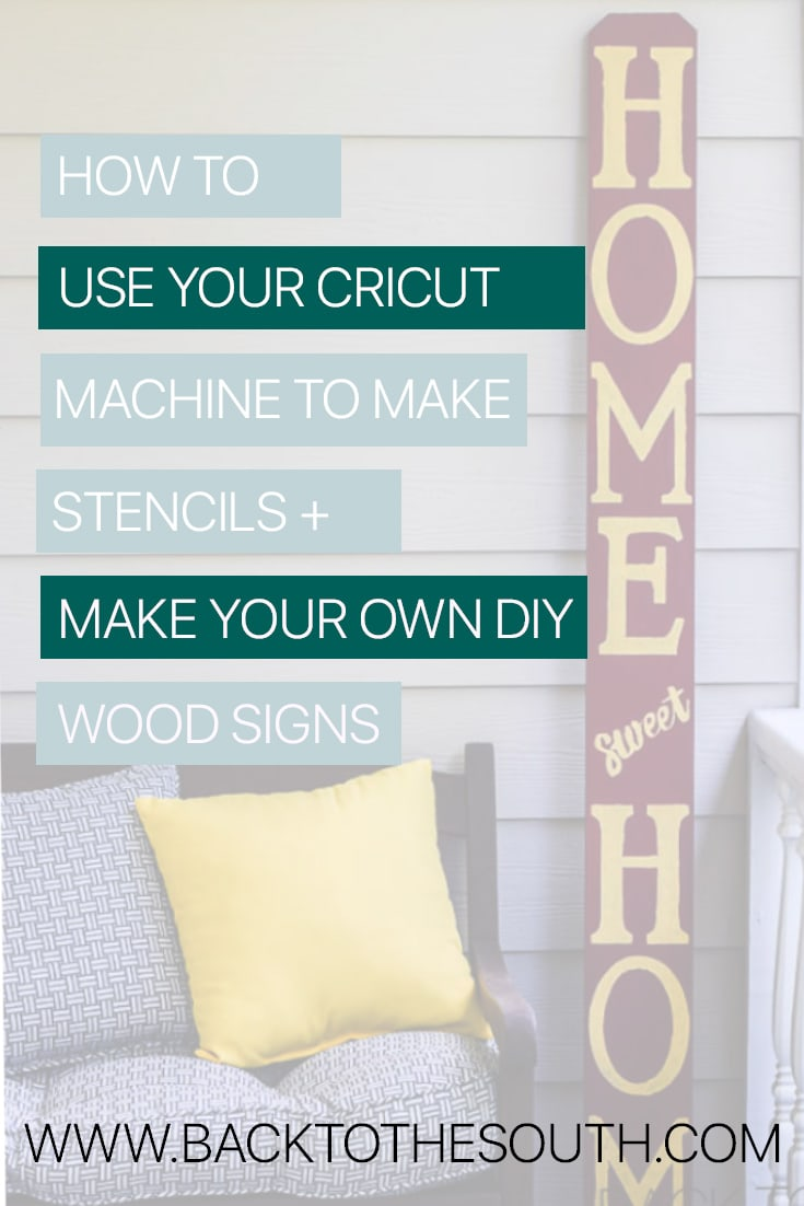 Creating DIY Wood Signs
